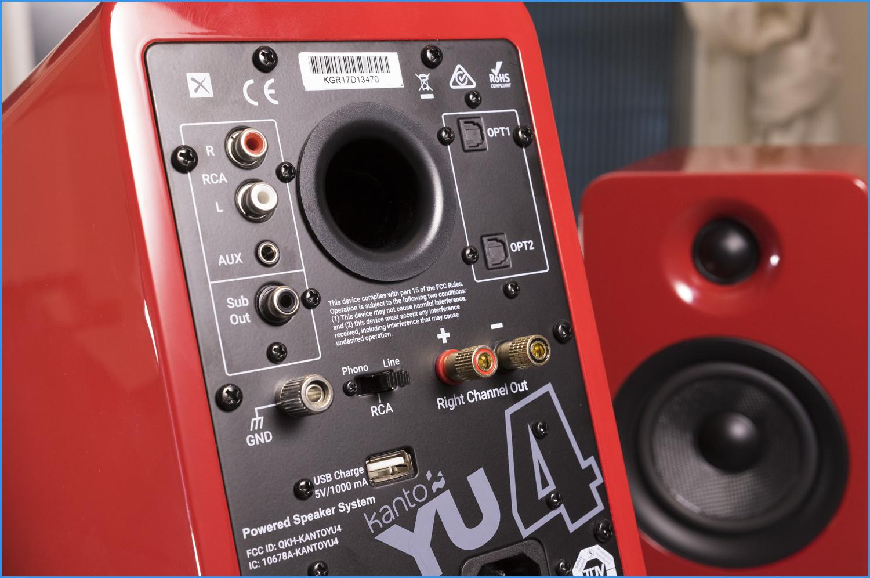 Kanto's YU4 Active Speakers: A Better Desktop Audio Experience