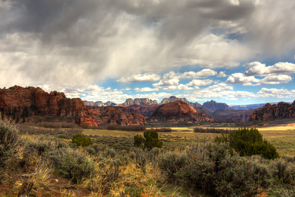 Zion National Park: Photography by Ron Risman