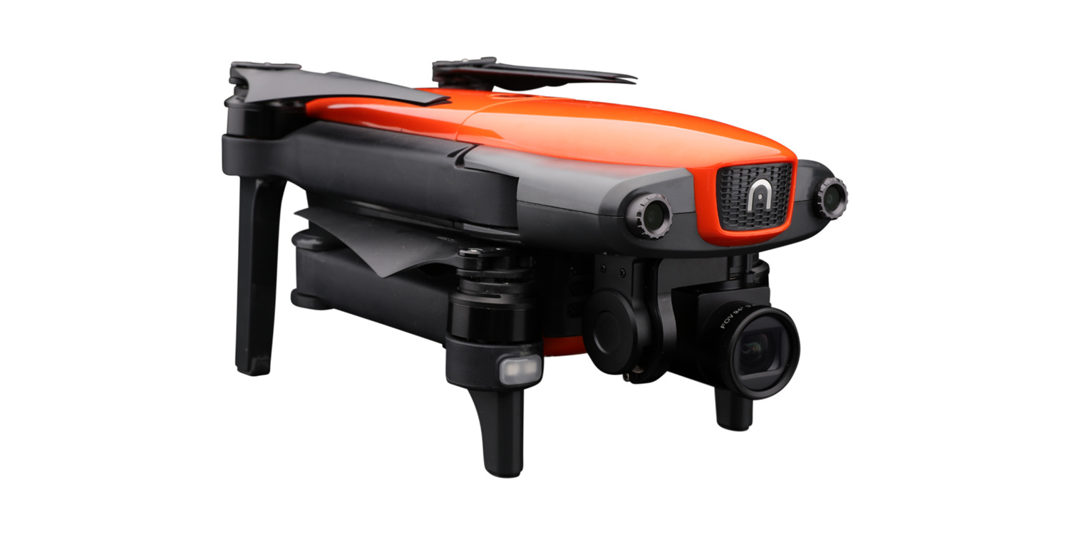 The Autel EVO Recently Announced At CES A Potential Challenger Of DJI Mavic Pro