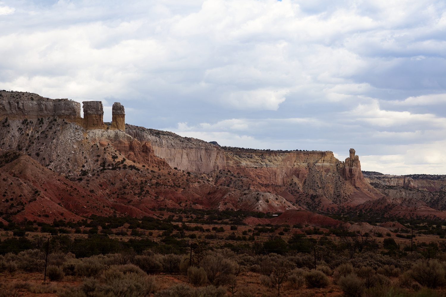 Ghost Ranch before Camera Raw