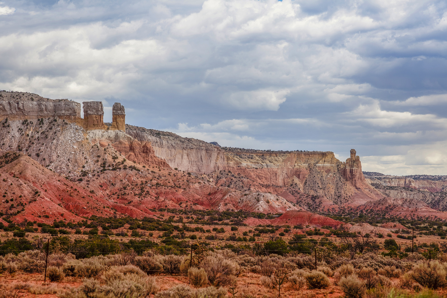 Ghost Ranch after Camera Raw