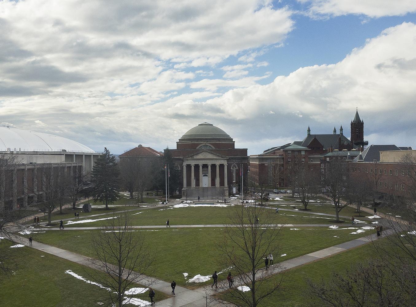 iPhone 6s photo of Syracuse University