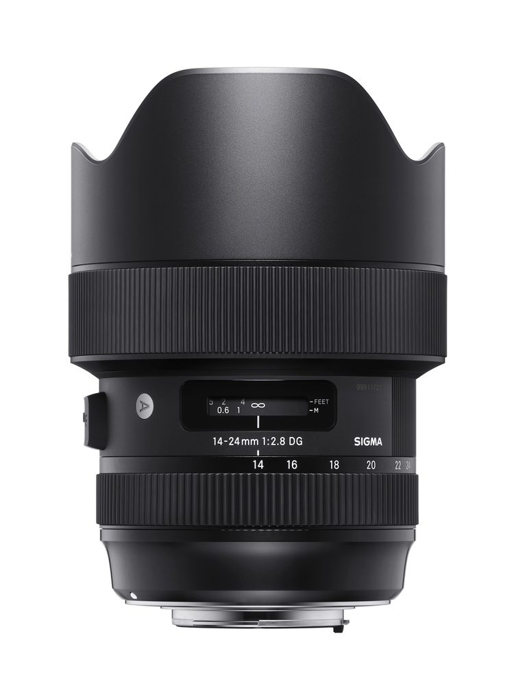 Sigma Announces New 14-24mm f/2 8 Art Wide-Angle Zoom Lens