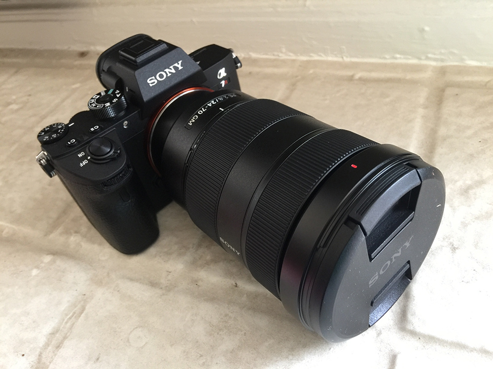 Hands-On Experience With the Sony a7R III: Shooting Fitness