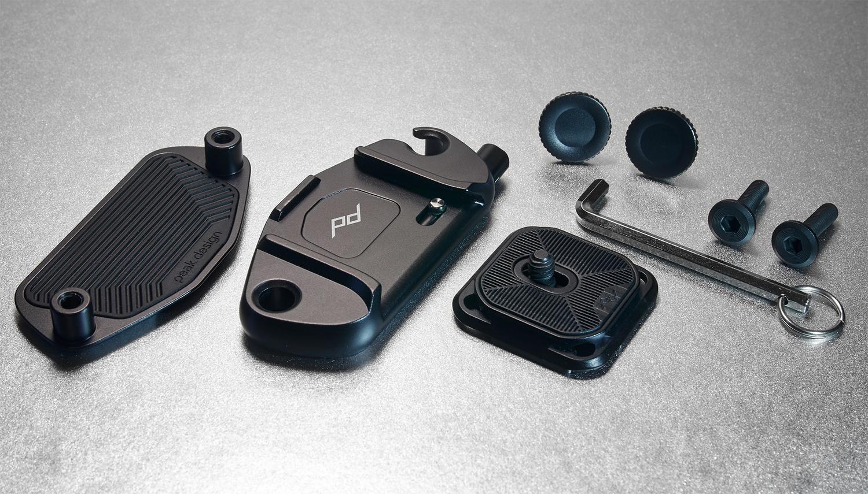 Fstoppers Reviews The Peak Design Capture Camera Clip V3 A New Slim Lens Kit Nikon F Mount