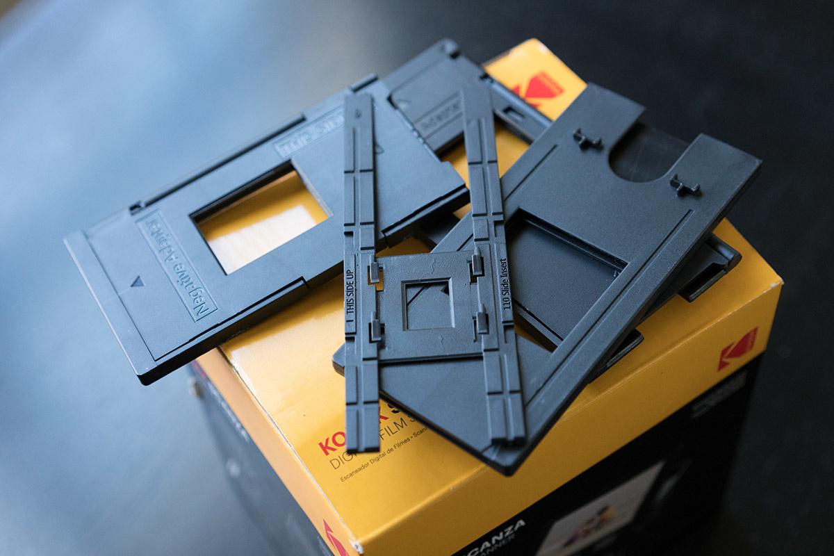 Fstoppers Reviews the Kodak Scanza Digital Film Scanner