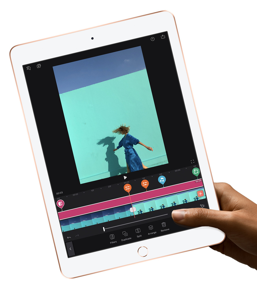 Apple Announces New 9 7 Inch Ipad With Pencil Support