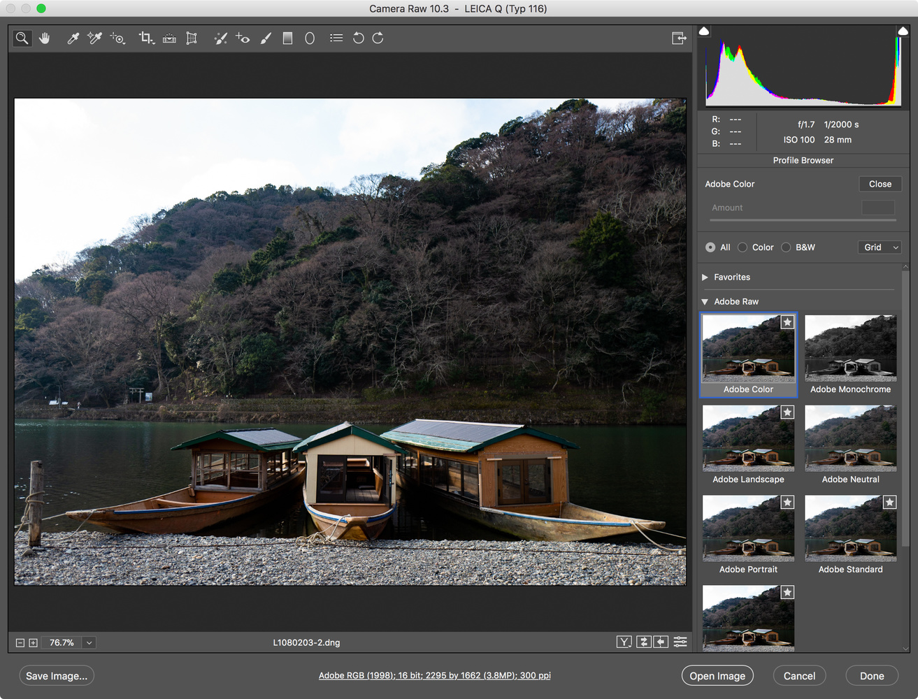 Adobe Releases Lightroom Updates with New Profiles Feature and More
