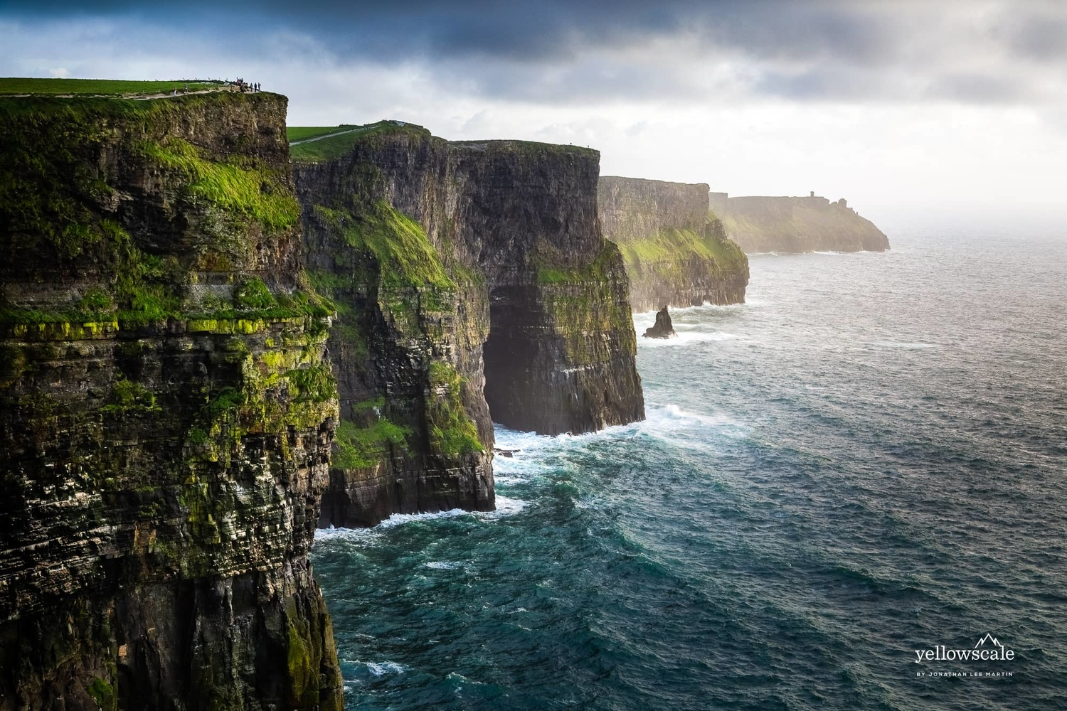 The idyllic and murderously overshot Cliffs of Moher are part of a scenic region with much (more) to offer.