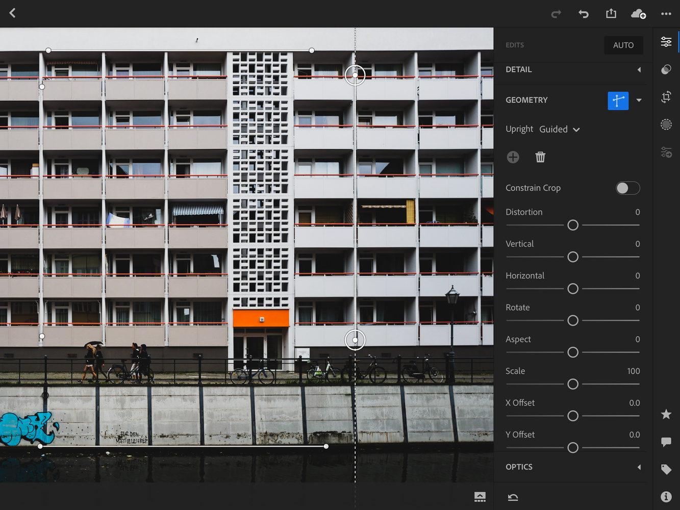 Adobe Releases Lightroom Updates with New Profiles Feature