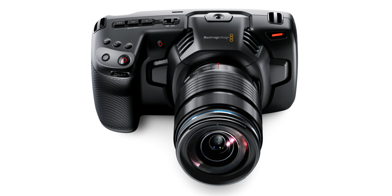 Blackmagic Design Announces the $1,295 Pocket Cinema Camera 4K with ...