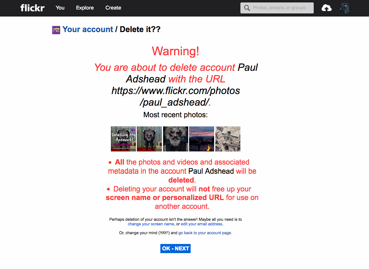 Act Now Before Your Flickr Account Is Transferred | Fstoppers