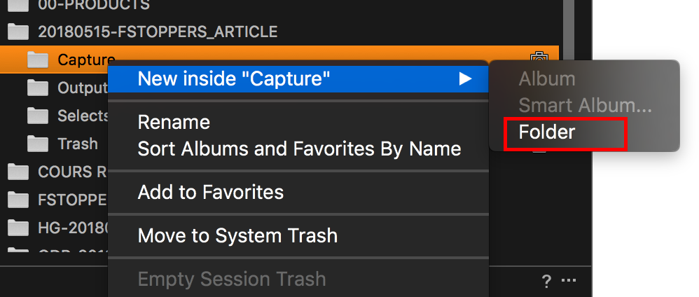 How to Set up Your Capture One Session to Improve Your Tethered