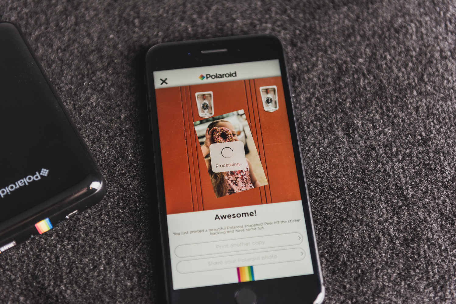 Fstoppers Reviews The Polaroid Zip Instant Photoprinter Fstoppers