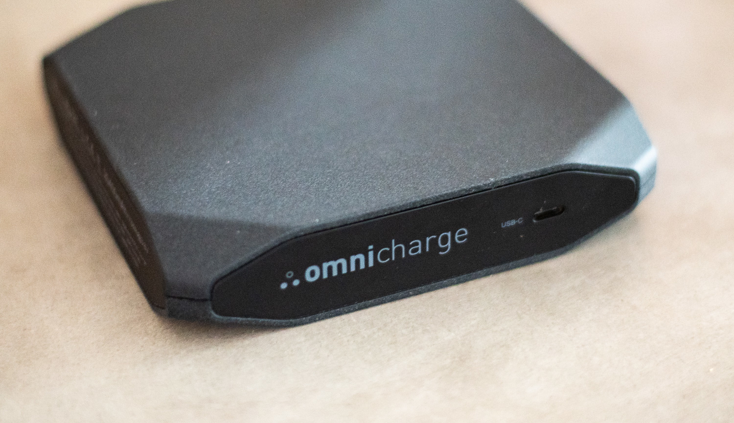 Review: Omnicharge Omni 20 USB-C Portable Battery Pack