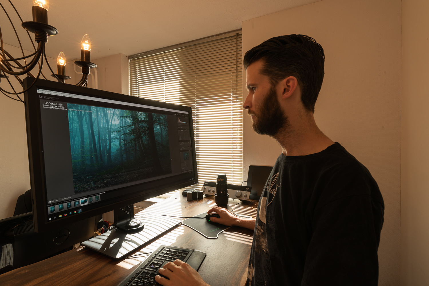 Double Review: Editing With the BenQ SW271 and SW320 4K