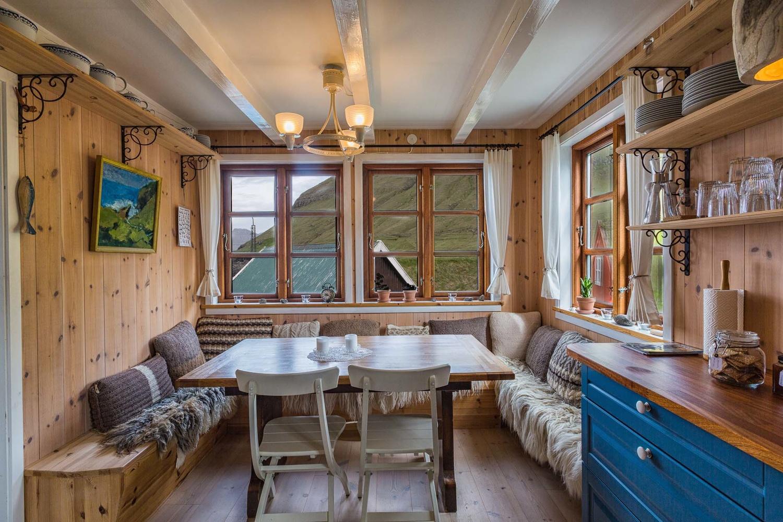 Elduvik Cottage