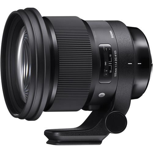 Sigma 105mm f/1.4 DG HSM Art bokeh master