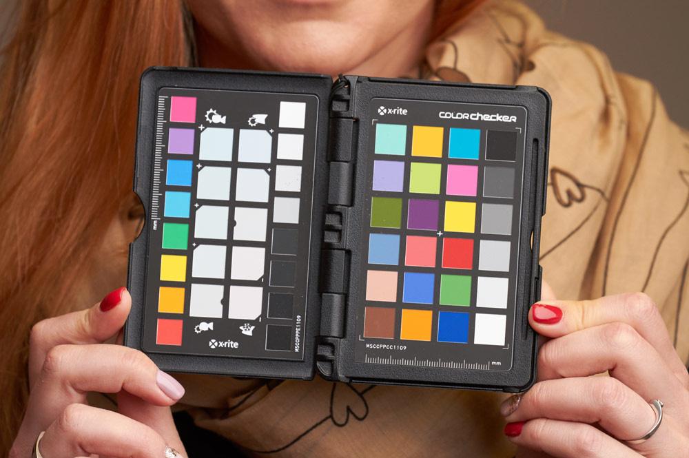Color Checker Passport