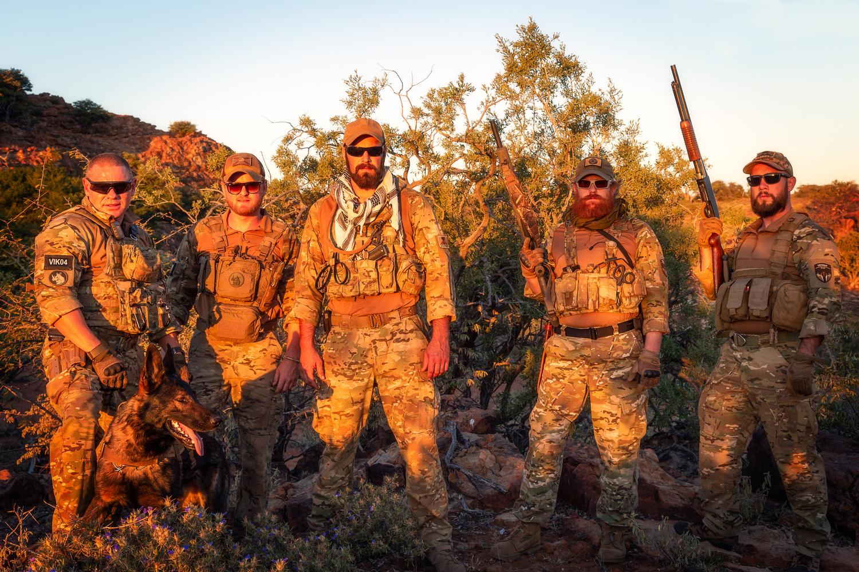 VETPAW anti-poaching US Military Veterans