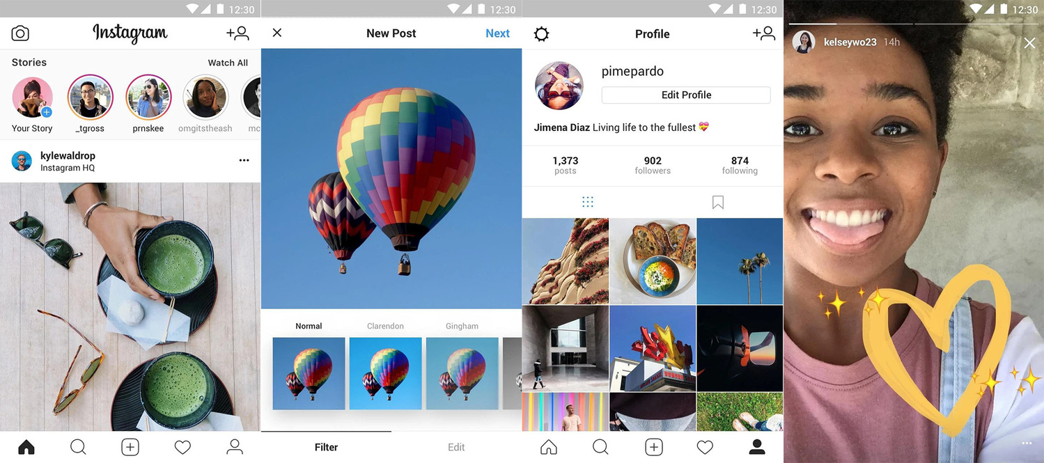 Instagram Lite Limited Released on Google Play Store | Fstoppers
