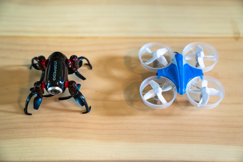 Kolibri Torpedo and Blade Inductrix