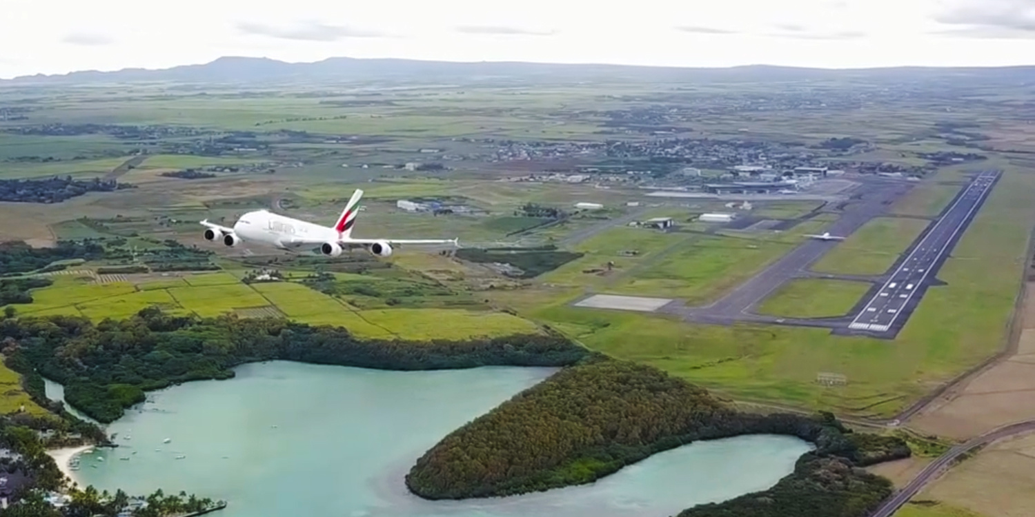 Dumb and Dumber: A Drone Flies Dangerously Close to an A380