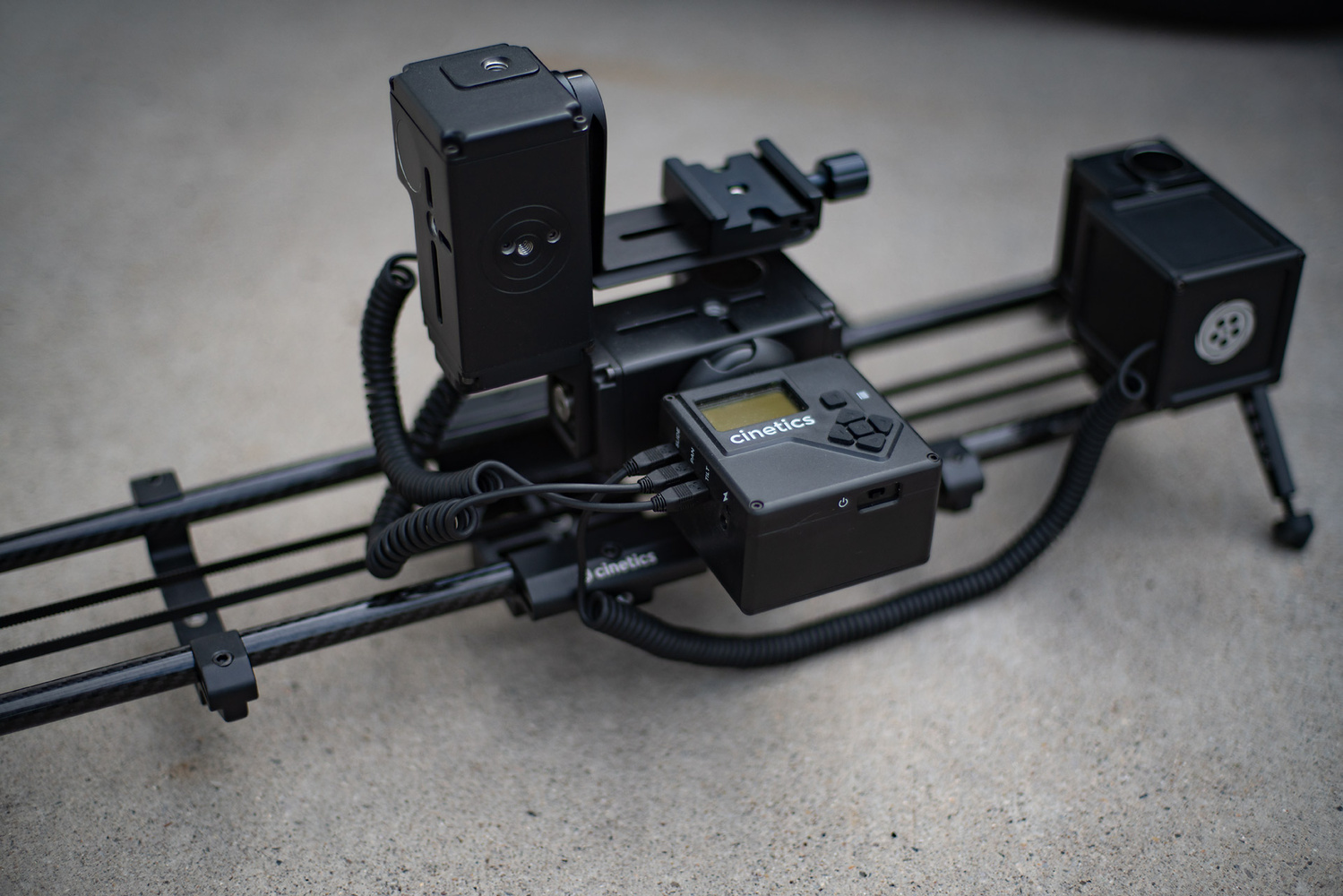 Cinetics Lynx Motorized Slider