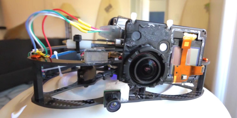 Nano-Drones Are the Perfect Tool to Create Original Videos