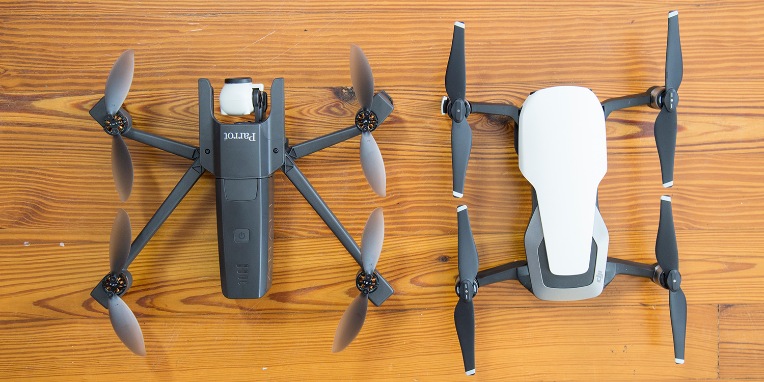Fstoppers Reviews The Parrot Anafi Drone The Good The
