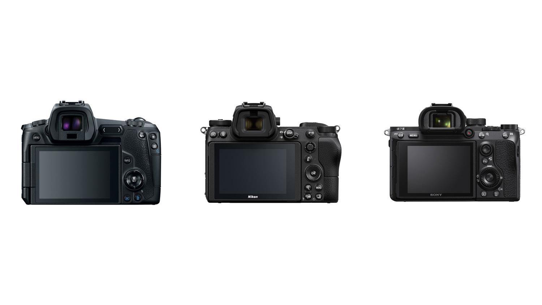 Mirrorless Spec Comparison and Discussion: Canon EOS R, Nikon Z6 ...