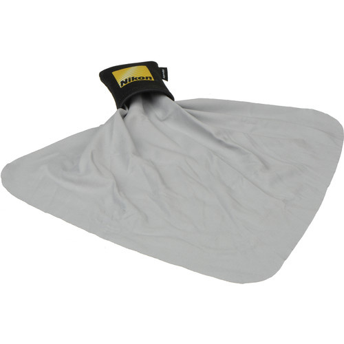 Nikon lens cleaning cloth