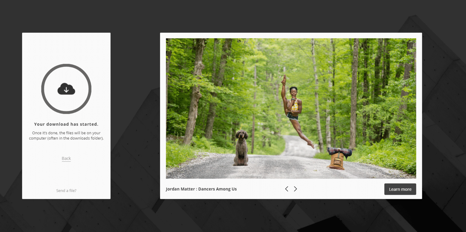 WeTransfer Rival Launches, Offers Free Unlimited File