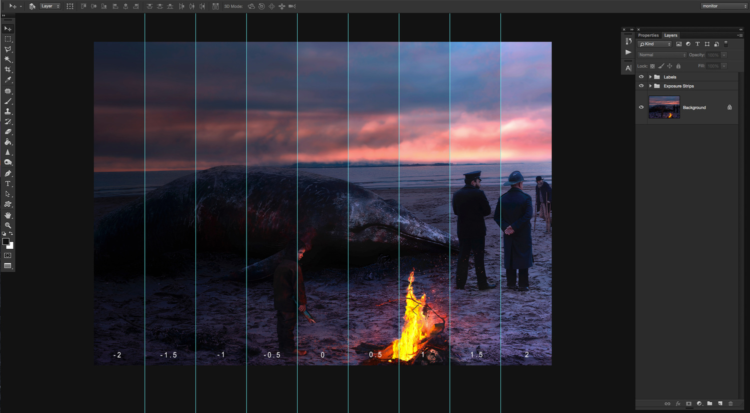 Use These Free Photoshop Templates and Never Make a Bad