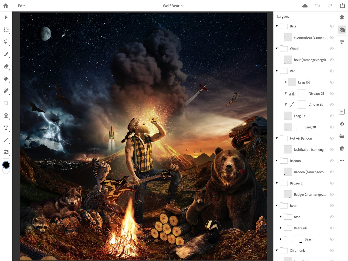 Adobe Announces Full Version of Photoshop CC for iPad ...