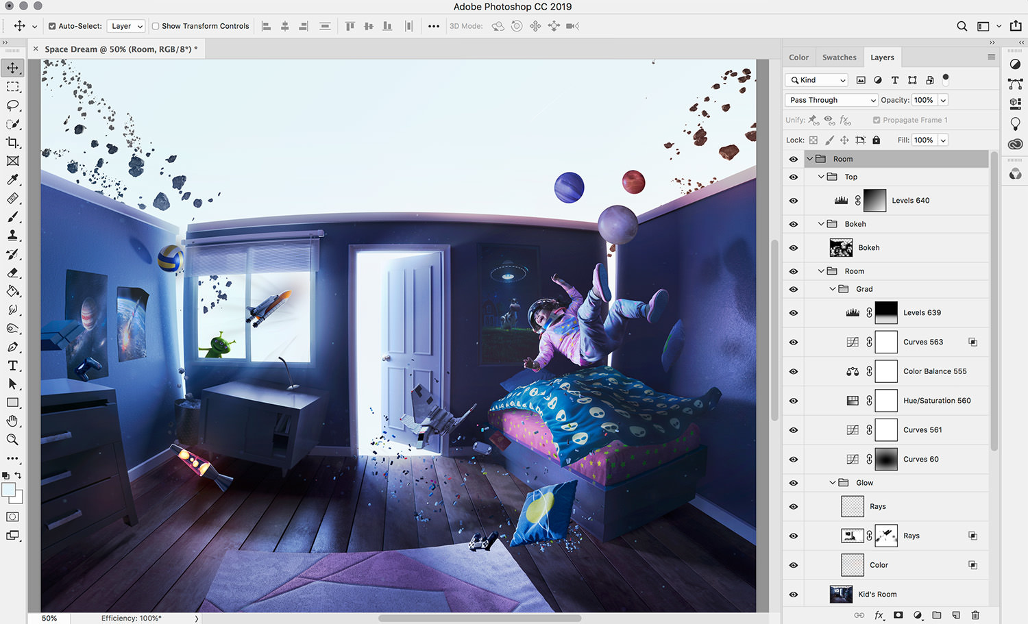 Adobe Announces Full Version of Photoshop CC for iPad | Fstoppers