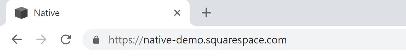 Squarespace Default Favicon