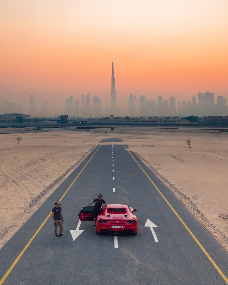 Fake Dubai