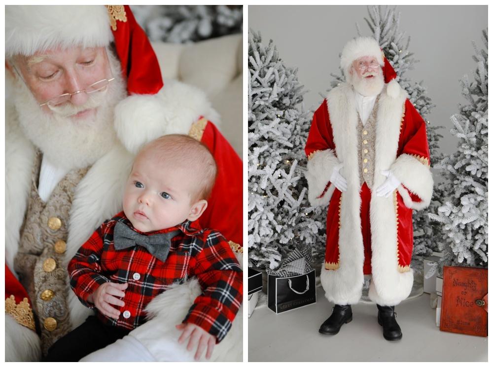 Santa well endowed males want