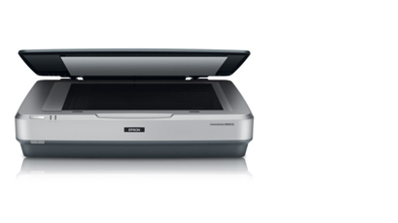 Flatbed scanner, photo scanning