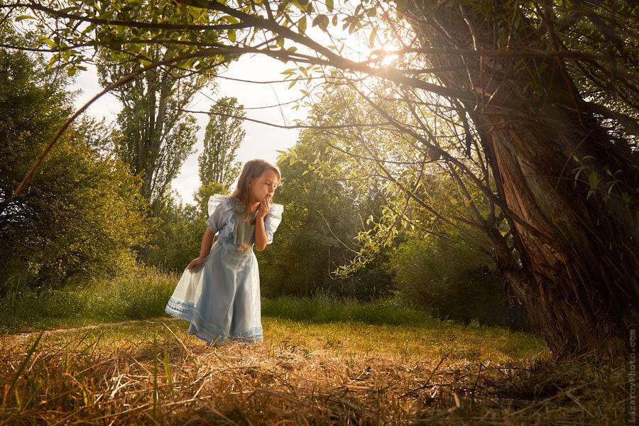 Alice in Wonderland - The Rabbit Hole