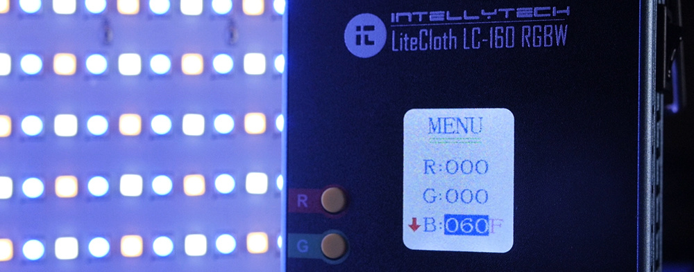 The Best RGB Light You Can Buy? Intellytech's Foldable LED