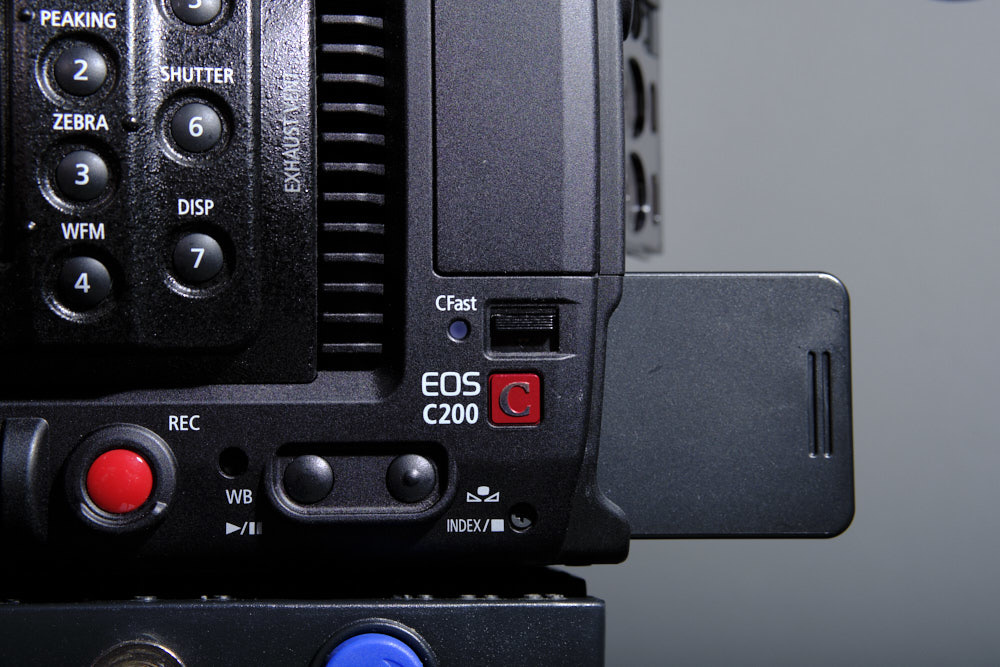 The Canon C200 and Entering the World of Cinema Cameras