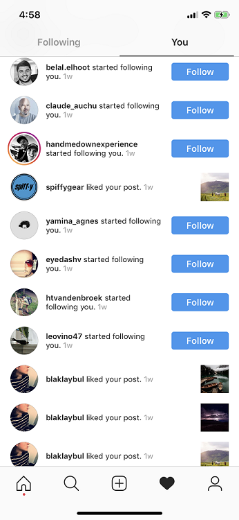 Instagram Follower Gain Without Posting