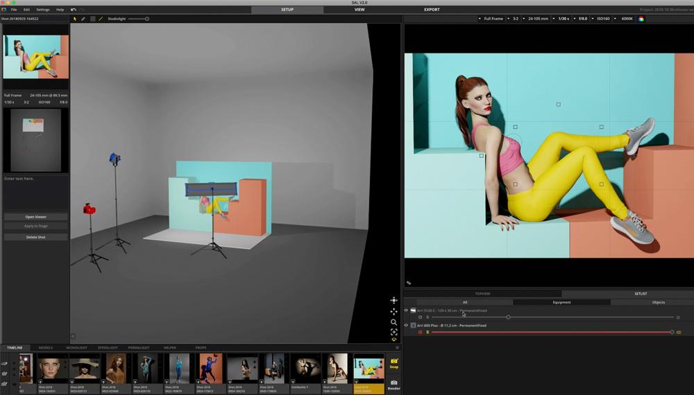 Virtual-portrait-lighting-setups