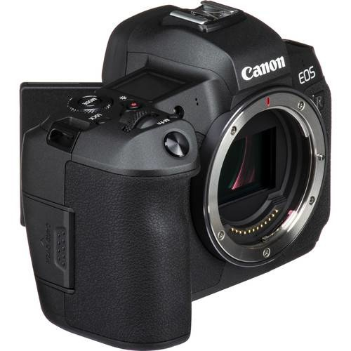 What other models will join Canon's EOS R?
