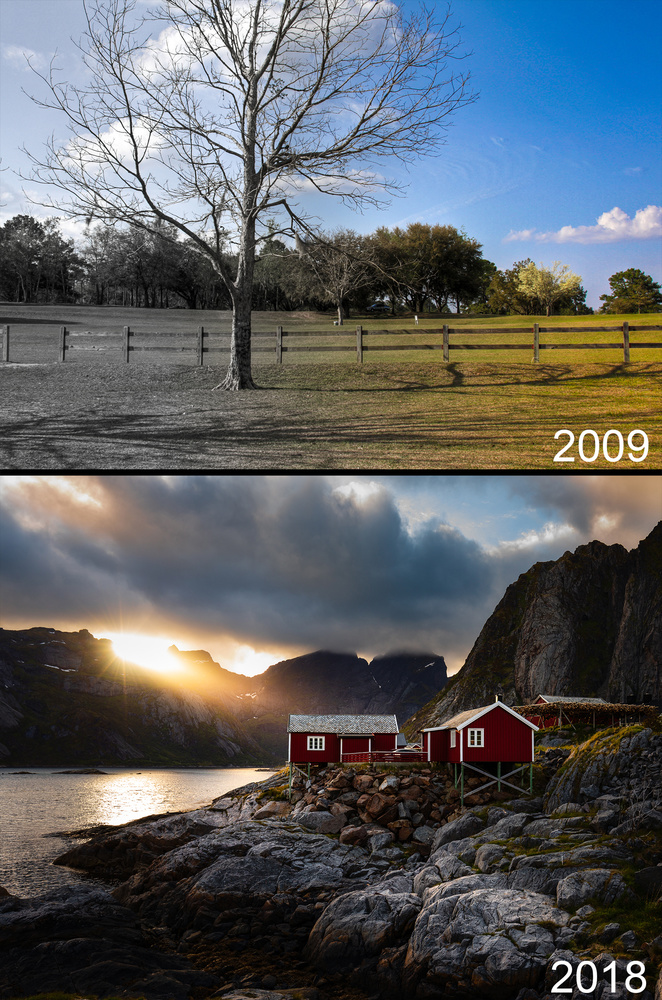2009 Florida vs 2018 Norway