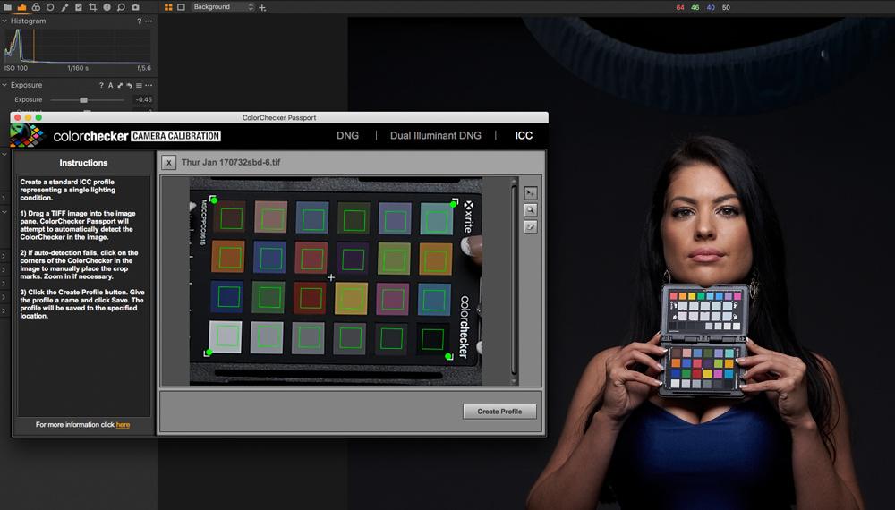X-rite-Color-checker-calibration-software