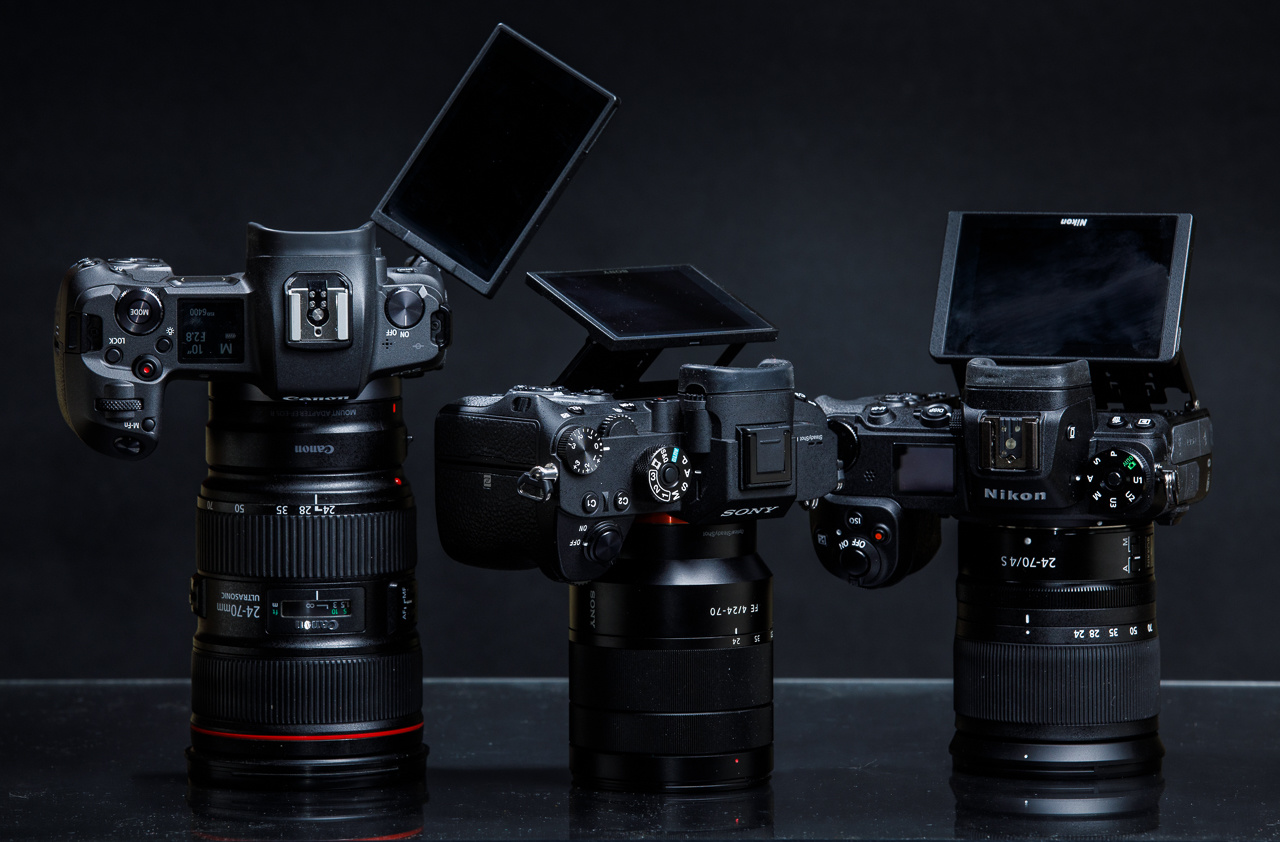 Real Life Comparison of the Sony a7R III, the Nikon Z 7, and the