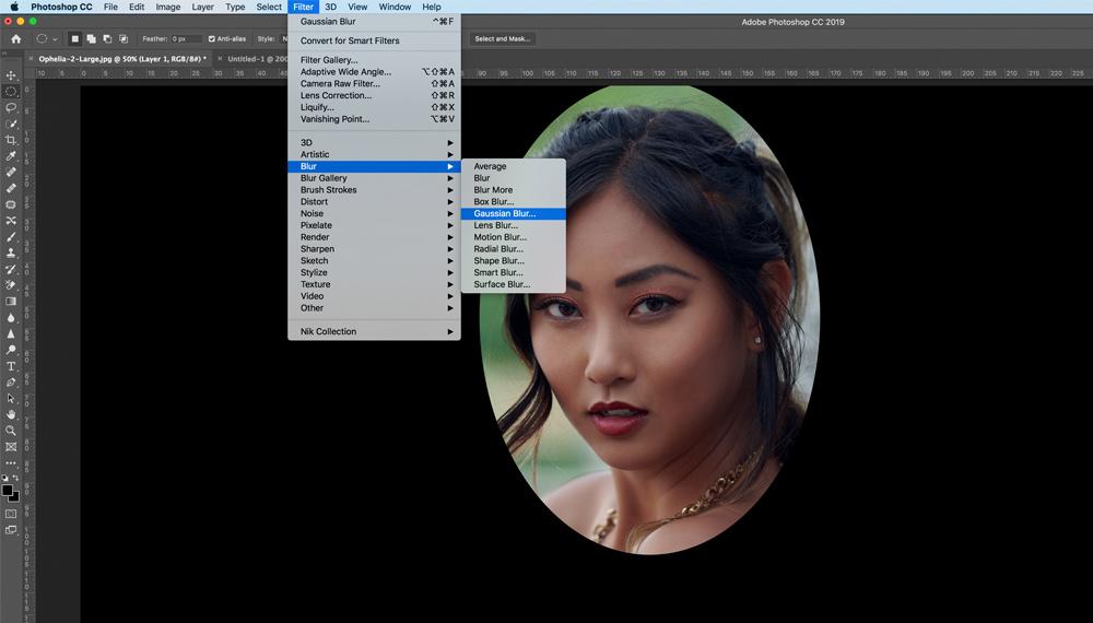 Gaussian-Blur-Photoshop